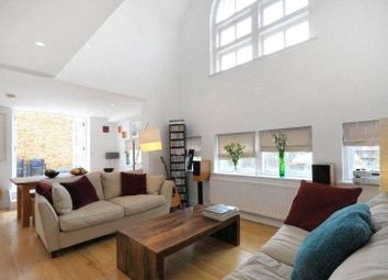 Thumbnail 2 bed flat for sale in Linstead Street, West Hampstead