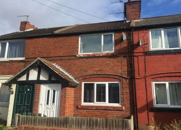 Thumbnail 2 bed terraced house to rent in Duke Avenue, Maltby, Rotherham