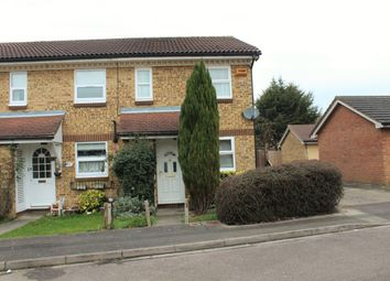 Thumbnail 2 bed end terrace house for sale in Rushall Green, Luton