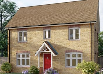 "Thumbnail 3 bed detached house for sale in ""The Spruce II"" at Box Road, Cam, Dursley"