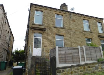 Thumbnail 3 bed end terrace house to rent in Chaster Street, Batley