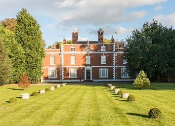 Thumbnail 6 bed country house to rent in Willaston Hall, Park Road, Willaston, Nantwich, Cheshire
