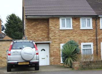 Thumbnail 3 bed semi-detached house for sale in Highview Gardens, Potters Bar