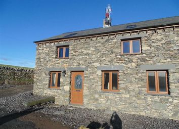 Thumbnail 1 bed barn conversion to rent in Middle Mansriggs, Ulverston, Cumbria