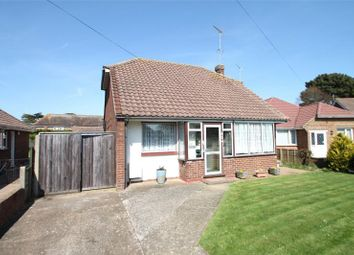 Thumbnail 2 bed detached bungalow for sale in Fircroft Crescent, Rustington, West Sussex