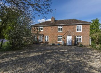Thumbnail 4 bed cottage for sale in Botley Road, Fair Oak, Eastleigh, Hampshire