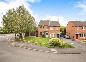 Thumbnail 2 bedroom semi-detached house for sale in Leys Field Gardens, Chellaston, Derby