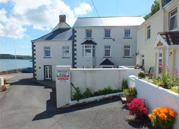 Thumbnail 6 bed end terrace house for sale in Hakin Point, Milford Haven