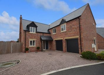 Thumbnail 5 bed detached house for sale in Oak Tree Way, Whitchurch