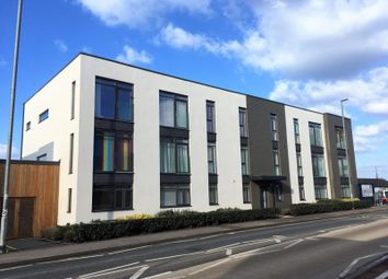 Thumbnail 2 bedroom flat for sale in Cunningham Court, Firepool View, Taunton, Somerset