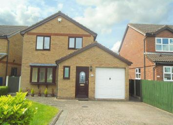 Thumbnail 3 bed detached house for sale in Leafields, Shrewsbury