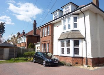 Thumbnail 2 bed flat to rent in Milton Road, Bournemouth, Dorset