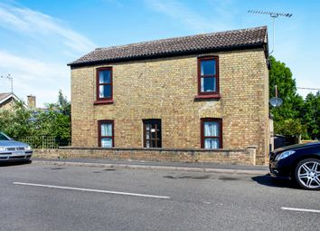 Thumbnail 2 bedroom detached house for sale in Station Road, Littleport, Ely