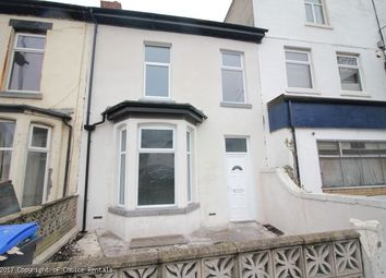 Thumbnail 4 bedroom property to rent in Buchanan St, Blackpool