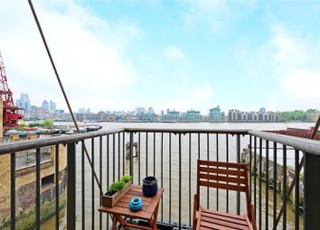 Thumbnail 2 bedroom flat for sale in Tempus Wharf, 33 Bermondsey Wall West, London
