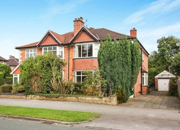 Thumbnail 4 bedroom semi-detached house for sale in Broadway, Cheadle