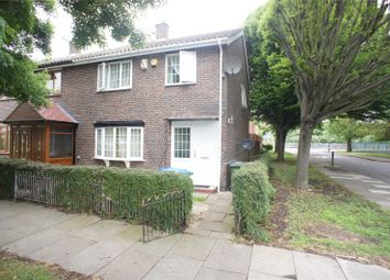 Thumbnail 3 bed end terrace house for sale in Panfield Road, Abbey Wood, London