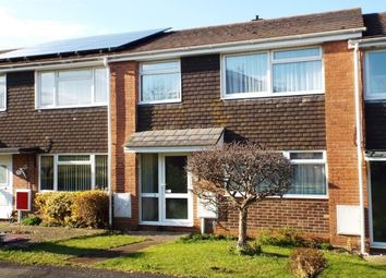 Thumbnail 3 bed terraced house to rent in Cranbourne Park, Hedge End, Southampton