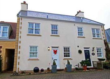 Thumbnail 3 bed semi-detached house for sale in L`Ecreviere, La Rue De La Haye, St Martin