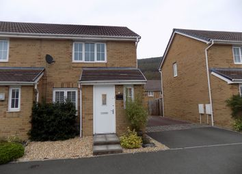 Thumbnail 2 bed end terrace house for sale in Abbottsmoor, Port Talbot, Neath Port Talbot.