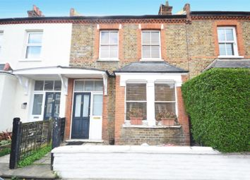 Thumbnail 3 bedroom terraced house for sale in Castle Road, Isleworth