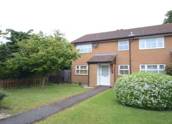 Thumbnail 1 bed maisonette to rent in Burwell Close, Lower Earley, Reading