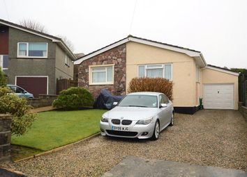 Thumbnail 2 bed detached bungalow for sale in Meadow Rise, Plymouth, Devon