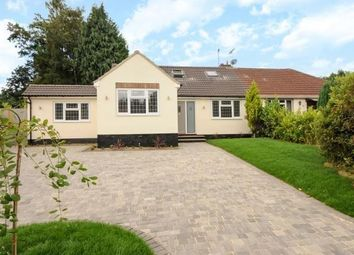Thumbnail 4 bed bungalow for sale in Virginia Water, Surrey GU25,