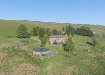 Thumbnail 3 bed detached house for sale in Heightside Lane, Reedsholme, Rossendale