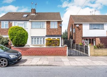 3 bed semi-detached house for sale in Milligan Road, Aylestone, Leicester, Leicestershire LE2