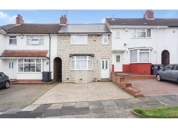 3 bed terraced house for sale in Riley Road, Birmingham B14