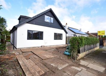 Thumbnail 3 bed detached bungalow for sale in Burden Road, Wirral, Merseyside