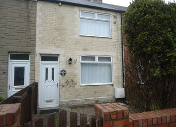 Thumbnail 2 bed terraced house to rent in Hawthorn Road Ashington, Ashington
