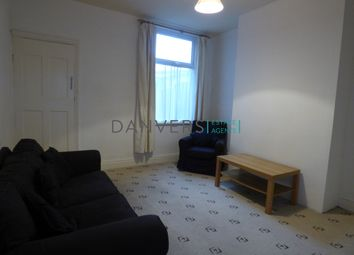 Thumbnail 4 bed terraced house to rent in Wordsworth Road, Knighton Fields, Leicester