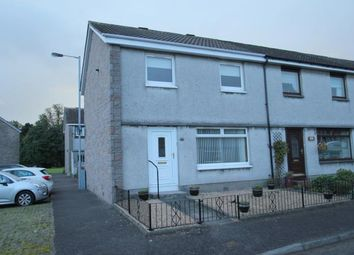 Thumbnail 3 bedroom end terrace house to rent in Sunnyside Court, Alloa