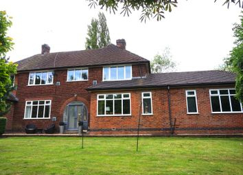 Thumbnail 4 bedroom detached house for sale in Duffield Road, Derby