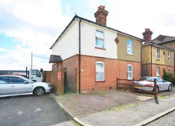 Thumbnail 3 bed semi-detached house for sale in Mangles Road, Guildford