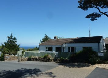 Thumbnail 3 bed detached bungalow for sale in Old Borough Farm Bossiney, Tintagel