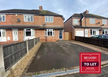 Thumbnail 3 bed semi-detached house to rent in Downie Road, Codsall, Wolverhampton