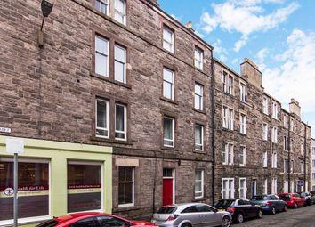 Thumbnail 1 bedroom flat for sale in Lyne Street, Abbeyhill, Edinburgh