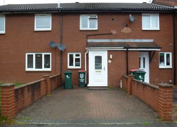 Thumbnail 2 bedroom terraced house to rent in Guernsey Close, Crawley