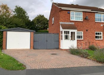 Thumbnail 2 bed semi-detached house to rent in Winchcombe Drive, Worcester