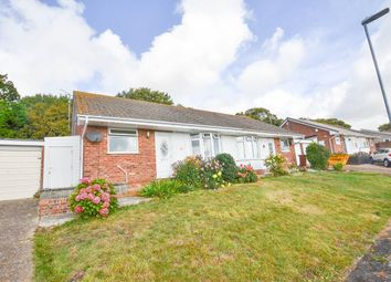 Thumbnail 2 bed semi-detached bungalow for sale in Magpie Road, Eastbourne