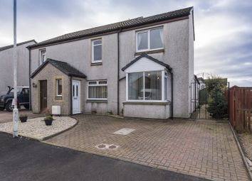 Thumbnail 4 bed semi-detached house for sale in Cairngrassie Drive, Portlethen, Aberdeen, Aberdeenshire