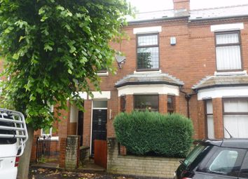 Thumbnail 3 bed terraced house to rent in Hugh Road, Stoke, Coventry, West Midlands