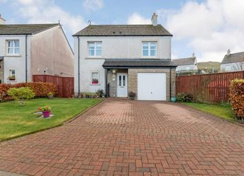 Thumbnail 4 bed detached house for sale in Acheson Gardens, Largs, North Ayrshire, .