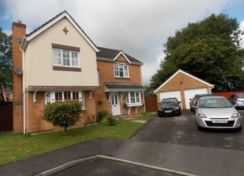Thumbnail 4 bed detached house for sale in Maenol Glasfryn, Llangennech