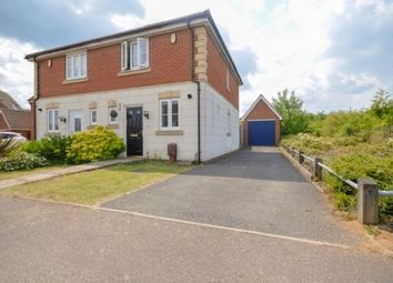 Thumbnail 2 bed property to rent in Lord Nelson Drive, Norwich