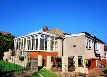 Thumbnail 4 bed semi-detached house for sale in Waindale Close, Halifax