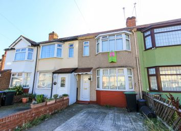 Thumbnail 2 bed terraced house for sale in Aylands Road, Enfield, London